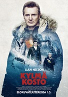 Cold Pursuit - Finnish Movie Poster (xs thumbnail)