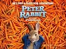 Peter Rabbit - Malaysian Movie Poster (xs thumbnail)