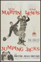 Jumping Jacks - Movie Poster (xs thumbnail)