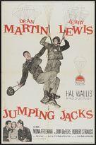 Jumping Jacks - Movie Poster (xs thumbnail)