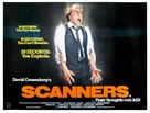 Scanners - British Movie Poster (xs thumbnail)