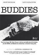 Buddies - German Movie Cover (xs thumbnail)