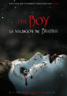 Brahms: The Boy II - Spanish Movie Poster (xs thumbnail)