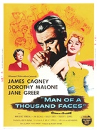Man of a Thousand Faces - Movie Poster (xs thumbnail)