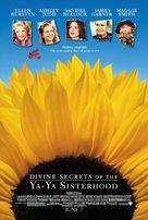 Divine Secrets of the Ya-Ya Sisterhood - Movie Poster (xs thumbnail)