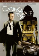 Casino Royale - Hungarian Movie Cover (xs thumbnail)