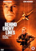 Behind Enemy Lines - British DVD movie cover (xs thumbnail)