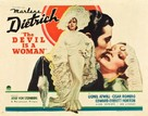 The Devil Is a Woman - Movie Poster (xs thumbnail)