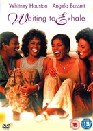 Waiting to Exhale - British DVD movie cover (xs thumbnail)