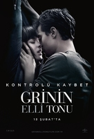 Fifty Shades of Grey - Turkish Movie Poster (xs thumbnail)