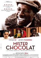 Chocolat - Italian Movie Poster (xs thumbnail)