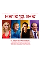 How Do You Know - Movie Poster (xs thumbnail)