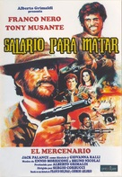 Il mercenario - Spanish Movie Cover (xs thumbnail)