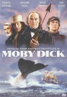 Moby Dick - Swedish DVD cover (xs thumbnail)