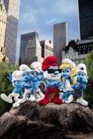 The Smurfs - Key art (xs thumbnail)