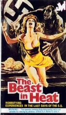 La bestia in calore - VHS cover (xs thumbnail)