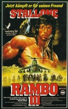 Rambo III - German Movie Cover (xs thumbnail)