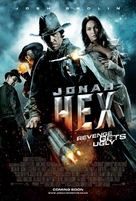 Jonah Hex - British Movie Poster (xs thumbnail)