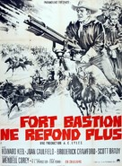 Red Tomahawk - French Movie Poster (xs thumbnail)