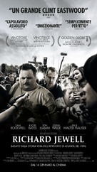 Richard Jewell - Italian Movie Poster (xs thumbnail)