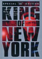 King of New York - DVD movie cover (xs thumbnail)