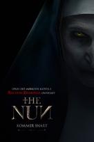 The Nun - Danish Movie Poster (xs thumbnail)