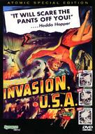 Invasion USA - DVD cover (xs thumbnail)