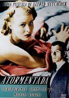 Under Capricorn - Spanish DVD movie cover (xs thumbnail)