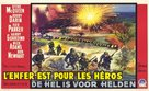Hell Is for Heroes - Belgian Movie Poster (xs thumbnail)