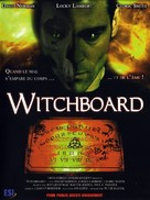 Witchboard III: The Possession - French DVD cover (xs thumbnail)