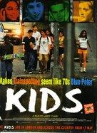 Kids - British Movie Poster (xs thumbnail)