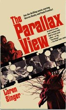 The Parallax View - VHS movie cover (xs thumbnail)
