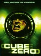 Cube Zero - DVD cover (xs thumbnail)
