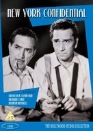 New York Confidential - British DVD movie cover (xs thumbnail)