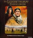 Die Lederstrumpferzählungen - German Movie Cover (xs thumbnail)