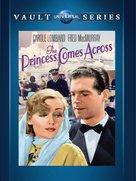 The Princess Comes Across - DVD cover (xs thumbnail)