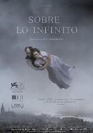 Om det oändliga - Spanish Movie Poster (xs thumbnail)