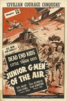 Junior G-Men of the Air - Movie Poster (xs thumbnail)