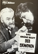 Quatermass and the Pit - German poster (xs thumbnail)