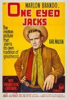 One-Eyed Jacks - Australian Movie Poster (xs thumbnail)