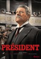 Le président - French DVD movie cover (xs thumbnail)