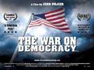 The War on Democracy - Movie Poster (xs thumbnail)