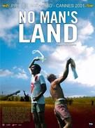 No Man's Land - French Movie Poster (xs thumbnail)