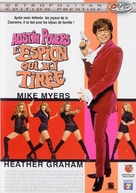 Austin Powers: The Spy Who Shagged Me - French DVD movie cover (xs thumbnail)