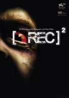 [Rec] 2 - German DVD movie cover (xs thumbnail)