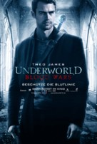 Underworld Blood Wars - German Movie Poster (xs thumbnail)