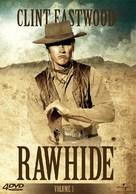 """Rawhide"" - DVD movie cover (xs thumbnail)"