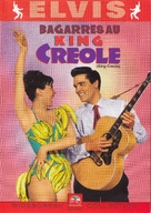 King Creole - French DVD movie cover (xs thumbnail)