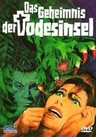 Isla de la muerte, La - German DVD cover (xs thumbnail)