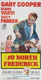 Ten North Frederick - Movie Poster (xs thumbnail)